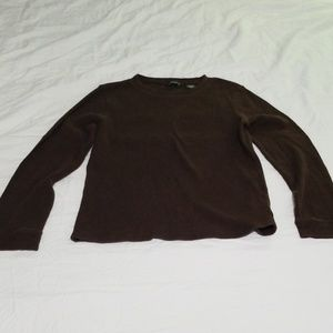 Eddie Bauer Women's Long Sleeved Shirt Size Medium